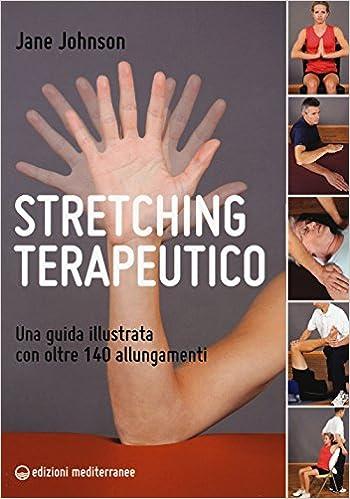 """Copertina del libro """"Stretching terapeutico"""""""