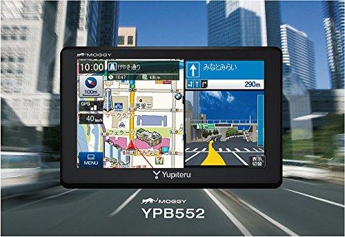 ユピテル 5.0型ワンセグ内蔵2016年度春版地図データ収録ポータブルナビゲーション YPB552