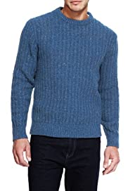 Lambswool - L/WOOL RUGBY [T30-2435B-S]