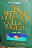 The Bedford Guide for College Writers: With Readings (0312003412) by KENNEDY