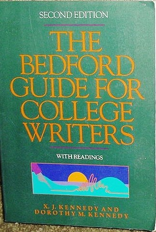 The Bedford Guide for College Writers : With Readings
