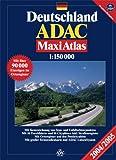 echange, troc Atlas ADAC - Atlas routiers maxi : Allemagne 2004/2005