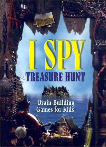 I SPY Treasure Hunt [Old Version]