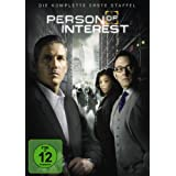 Person of Interest - Die komplette erste Staffel 6 DVDs