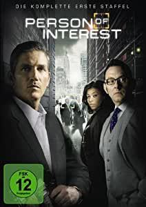 Person of Interest - Die komplette erste Staffel [6 DVDs]