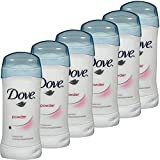 Dove Invisible Solid Anti-Perspirant Deodorant Powder 73 g Deodorant Stick (Pack of 6)