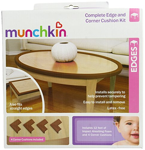 Munchkin Complete Edge and Corner Cushion Kit