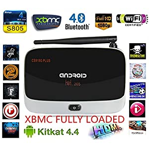 Android Tv Box 1G/8G Smart Android 4.4 Tv Box 2.4G Wifi media player