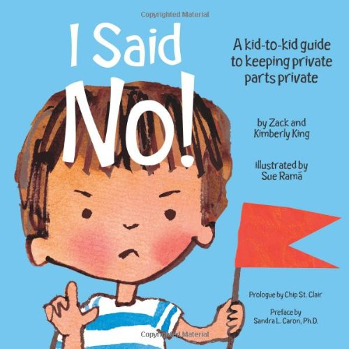 Cover of 'I said no!'