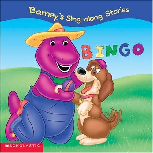 Barneys Sing-A-Long Stories : B-I-N-G-O, GAYLA AMARAL, DARREN MCKEE