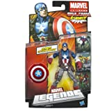 Ultimates Captain America Marvel Legends Action Figure