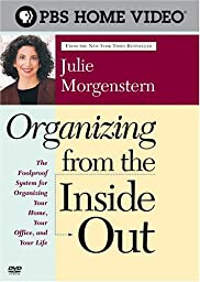 Organizing from the Inside Out with Julie Morgenstern
