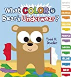 What Color is Bear's Underwear? (Bear in Underwear)