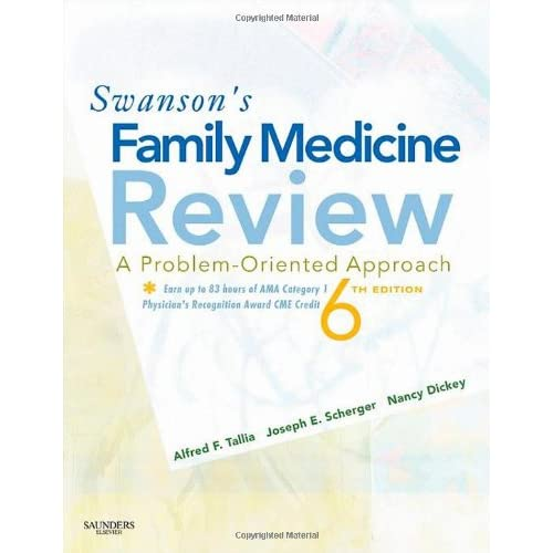 Swanson's Family Medicine Review 6th Edition
