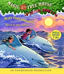 Magic Tree House CD Collection Books 9-16