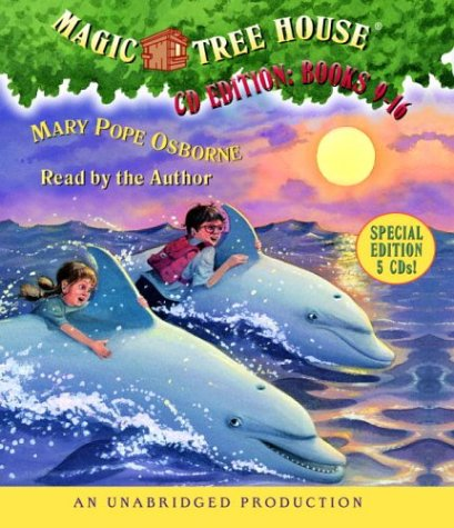 Magic Tree House Collection, Books 9-16 (Magic Tree House Volcano compare prices)