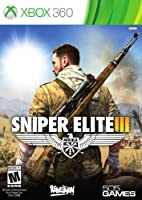 Sniper Elite III - Xbox 360 Standard Edition by 505 Games