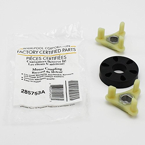 285753a Genuine Whirlpool Heavy Duty Clothes Washer