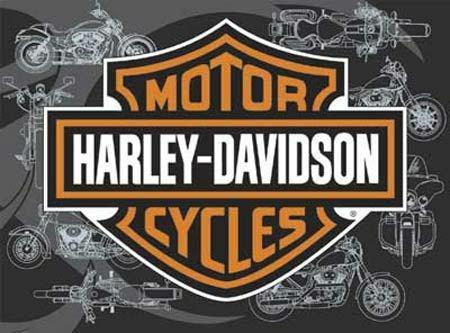 Cheap Fun FX Schmid Harley Davidson Bar and Shield 500 Piece Jigsaw Puzzle (B000BTD8CW)
