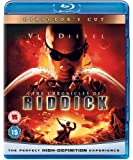 Chronicles of Riddick [Blu-ray][Region Free]