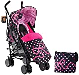 Cosatto Supa Stroller with Change Bag (Bow How)