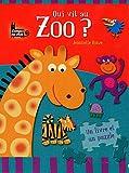 echange, troc Jeannette Rowe - Qui vit au zoo ?