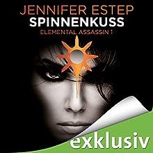 Spinnenkuss (Elemental Assassin 1) Hörbuch von Jennifer Estep Gesprochen von: Tanja Fornaro