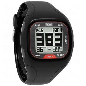 New Bushnell NEO GPS Watch - Black