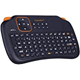 HausBell ® H7 2.4GHz Wireless Touchpad Keyboard Mini for PC , Andriod TV Box , Google TV Box , Xbox360 , PS3 & HTPC/IPTV (Black)