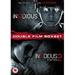 Insidious 1 & 2