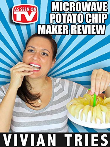 Vivian Tries: Microwave Potato Chip Maker Review
