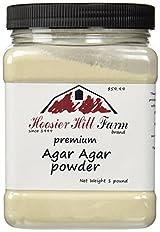 Hoosier Hill Farm Agar Agar powder, 1 lb.