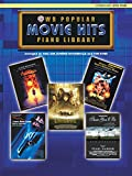 img - for Popular Piano Library Movie Hits: Level 4 book / textbook / text book