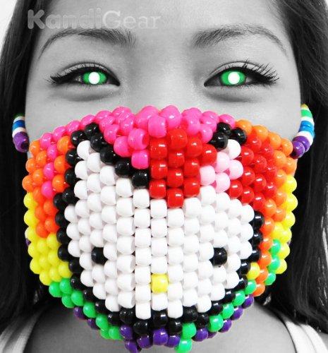 Kandi Mask – Party Accessory