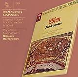 echange, troc  - Musique A La Cour De Vienne Sous Leopold 1er