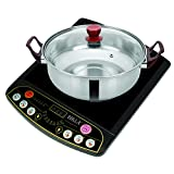 BIRLA LIFESTYLE INDUCTION COOK-TOP WITH BLACK CRYSTAL GLASS PLATE