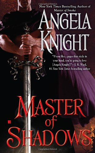 book cover of Master of Shadows