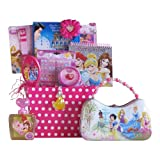 Easter Gift Baskets - Disney Princess Accessory Gift Baskets for Girls Under 8