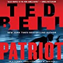 Patriot: An Alex Hawke Novel Audiobook by Ted Bell Narrated by John Shea