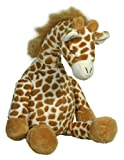 Cloud B Gentle Giraffe On the Go Travel Plush w/ 4 Soothing Sounds