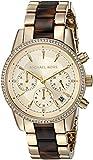 Michael Kors Women's 'Ritz' Quartz Stainless Steel Casual Watch (Model: MK6322)