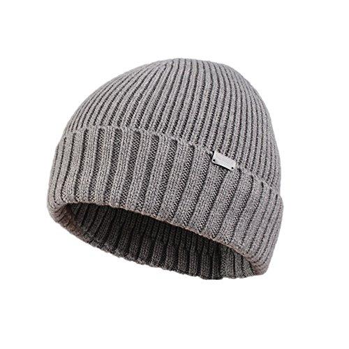 freizeit-winter-gestrickte-mutzen-wollmutzen-herren-hute-winter-warme-kapuzen-caps-hute-wolle-grau