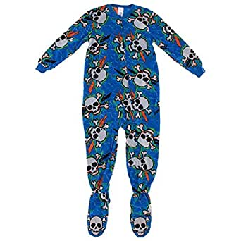 the Footed Pajamas Adults Love! Big Feet PJs is bringing lullaby chic to the masses with our awesome line of pajama onesies. We've got button-up pajamas, front zipper jumpsuits, footies with non-slip soles, hilarious drop-seat options, hoodie onesies, leopard print, and anything else you need to crack up your hard-to-shop-for loved ones.