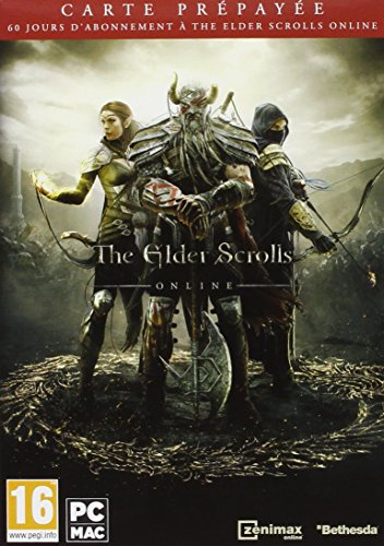 The elder scrolls online – carte prépayée