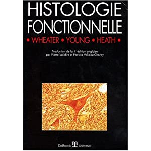 Atlas d'histologie fonctionnelle de Weather 51PW0EXT0NL._SL500_AA300_