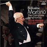 マルチヌー:交響曲全集