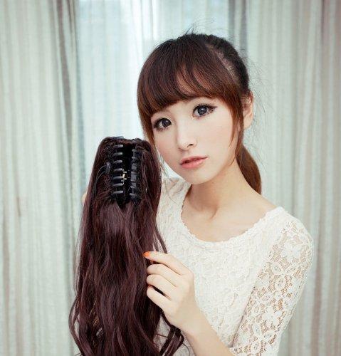 X Amp Y Angel Ladies Curly Wavy Natural Long Wigs Hair
