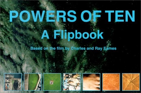 Powers of Ten: A Flipbook
