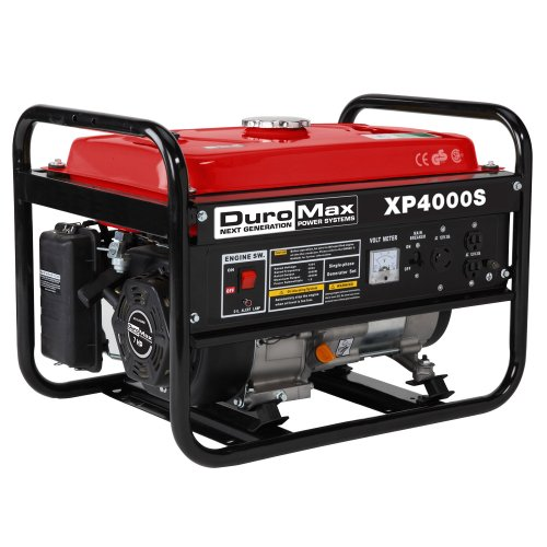 51PW1CVAjSL. SL500  DuroMax 4000 Watt 7.0 Hp Air Cooled OHV Gas Engine Portable RV Generator