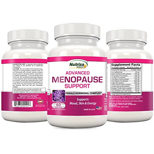 Advanced Menopause Support